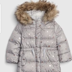 NWT GAP Kids Toddler ColdControl Long Puff…